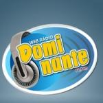 Logo da emissora Rádio Dominante