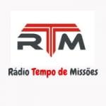 Logo da emissora Rádio Tempo De Missões