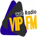 Logo da emissora Rádio Web Vip FM
