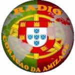 Logo da emissora Radio Coração Da Amizade