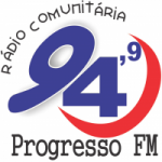 Logo da emissora Rádio Progresso Girau 94.9 FM