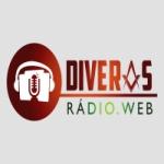 Logo da emissora Rádio Diveras FM