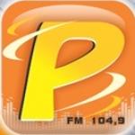 Logo da emissora Rádio Participativa 104.9 FM