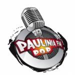 Logo da emissora Rádio Paulinia FM