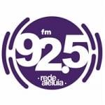 Logo da emissora Rádio Rede Aleluia 92.5 FM