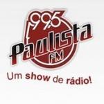 Logo da emissora Rádio Paulista 99.5 FM