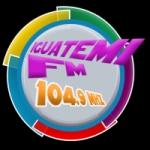 Logo da emissora Rádio Iguatemi 104.9 FM