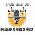 Logo da emissora Rádio Max PG