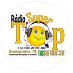 Logo da emissora Rádio Super Top