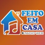 Logo da emissora Rádio Web Feito Em Casa
