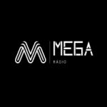 Logo da emissora Mega Rádio