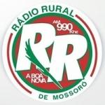 Logo da emissora Rádio Rural 990 AM