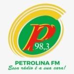 Logo da emissora Rádio Petrolina 98.3 FM