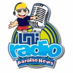 Logo da emissora Rádio Paraíso News