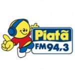 Logo da emissora Rádio Piatã 94.3 FM