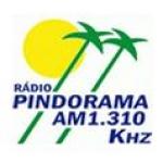 Logo da emissora Rádio Pindorama 1310 AM