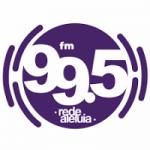 Logo da emissora Rádio Rede Aleluia 99.5 FM