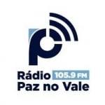 Logo da emissora Rádio Paz no Vale 105.9 FM