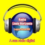 Logo da emissora Rádio Lindo Horizonte