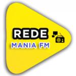 Logo da emissora Rádio Rede Mania FM