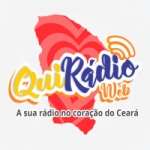 Logo da emissora Qui Rádio Web