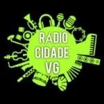 Logo da emissora Rádio Cidade Volta Grande MG