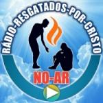 Logo da emissora Rádio Resgatados Por Cristo