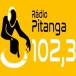 Logo da emissora Rádio Pitanga 102.3 FM