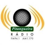 Logo da emissora Rádio Pitangueira 1170 AM