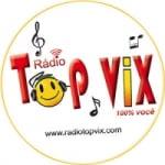 Logo da emissora Rádio Top Vix