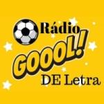 Logo da emissora Radio Gol de Letra