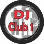 Logo da emissora DJ Club 1