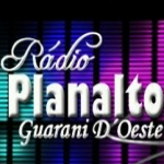 Logo da emissora Rádio Planalto 104.9 FM