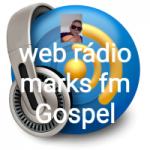Logo da emissora Web Rádio Marks FM Gospel