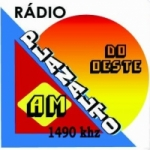 Logo da emissora Rádio Planalto do Oeste 1490 AM