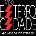 Logo da emissora Rádio Estéreo Cidade