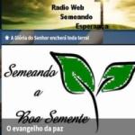 Logo da emissora Rádio Semeando Esperança
