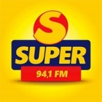 Logo da emissora Rádio Super 94.1 FM