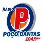 Logo da emissora Rádio Poço Dantas 104.9 FM