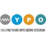 Logo da emissora Radio WYPO NPR 106.9 FM