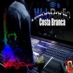 Logo da emissora Web Rádio Costa Branca