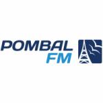 Logo da emissora Rádio Pombal 90.7 FM