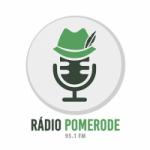 Logo da emissora Rádio Pomerode 95.1 FM