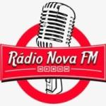 Logo da emissora Rádio Nova FM Caraibeiras