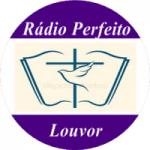 Logo da emissora Rádio Perfeito Louvor