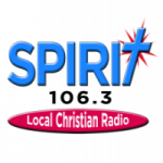Logo da emissora Radio KZKZ 106.3 FM
