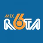 Logo da emissora Rádio Mix Rota 6