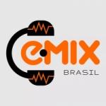 Logo da emissora Rádio Eletrônica Mix Brasil