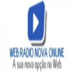 Logo da emissora Web Rádio Nova Online