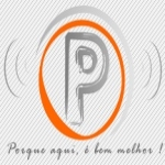 Logo da emissora Rádio Portal 91.3 FM